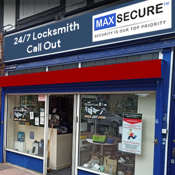 Locksmith store in Twickenham